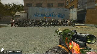 getlinkyoutube.com-Combat Arms - Morto Vivo da Zuera Short Fuse