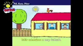 Pál, Kata, Péter