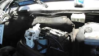 getlinkyoutube.com-Mercedes-Benz Sprinter 313 CDI W904  não pega nao da partida