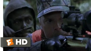 The Hunted (3/8) Movie CLIP - Hunters Become Hunted (2003) HD