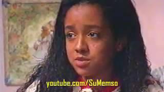 getlinkyoutube.com-Chiquititas Brasil 1998 - Vivi pinta o cabelo e se torna modelo