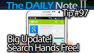 getlinkyoutube.com-Samsung Galaxy Note 2 Tips & Tricks Episode 97: Enable Google Now for Any Screen & Lock Screen