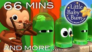 getlinkyoutube.com-Ten Green Bottles   Plus Lots More Nursery Rhymes   From LittleBabyBum!
