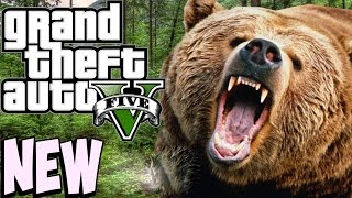 getlinkyoutube.com-GTA 5 Next Gen - PLAY AS ANIMALS PS4 Gameplay - GTA 5 Peyote Locations (GTA 5 Online Gameplay)