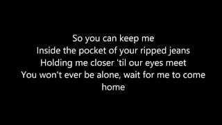 getlinkyoutube.com-Ed Sheeran - Photograph (Lyrics)