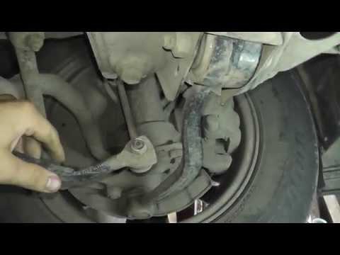 Стуки в передней подвеске самая частая причина (bmw e34)
