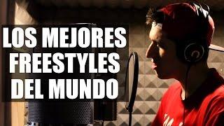 getlinkyoutube.com-Los Mejores Freestyles Rap Del Mundo