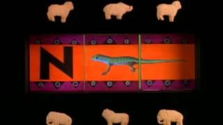 getlinkyoutube.com-Sesame Street - African Animal Alphabet