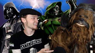 getlinkyoutube.com-Let's Watch DEATH BATTLE   Darth Vader VS Doctor Doom