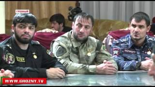 getlinkyoutube.com-Рамзан Кадыров провел совещание с руководителями силовых спецподразделений республики