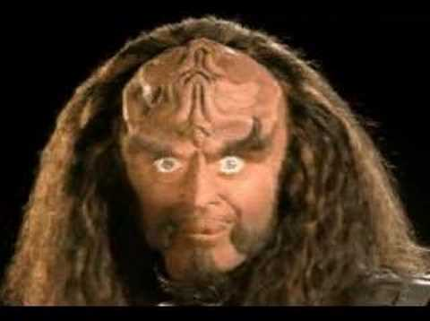 Der Klingone