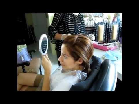 Maquillaje permanente de cejas, metodo pelo  a pelo.