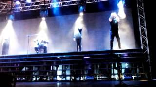 getlinkyoutube.com-Pentatonix - Papaoutai Live Berlin