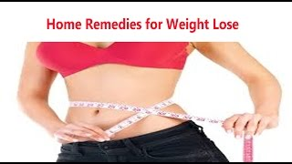 getlinkyoutube.com-Home Remedies for Weight Loss (Hindi)  Tips To Lose Weight fast   How to lose belly fat naturally