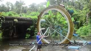 getlinkyoutube.com-arche noVa - INDONESIA MENTAWAI 2011 - arche noVa wheel pump for water