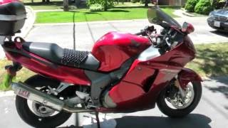 getlinkyoutube.com-Blackbird Forever - Owner Review Honda CBR1100XX Super Blackbird