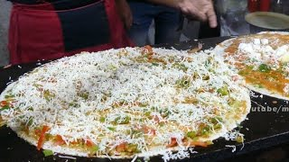 getlinkyoutube.com-DOSA  | STREET FOODS IN MUMBAI  | Andheri | 4K VIDEO