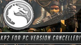 getlinkyoutube.com-Mortal Kombat X: Kombat Pack #2 & XL Edition DLC for PC Officially CANCELLED! (Mortal Kombat XL)