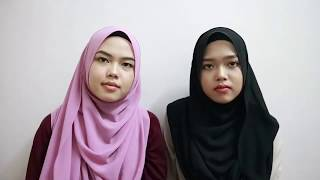 Pinjamkan Hatiku   Ayda Jebat & Adi Priyo (cover By Sheryl & Eizaty)