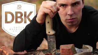 getlinkyoutube.com-Unleash The Beast! // Ka-Bar Becker BK2