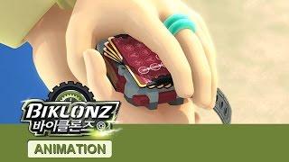 getlinkyoutube.com-[New Animation] 바이클론즈1기 제2화 [Biklonz S.01 EP.02]