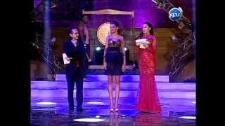 #Miss Egypt  اسئلة لجنة التحكيم للمتسابقات وتقديم جوائز الشركات الراعية