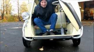 Isetta 300 Drive