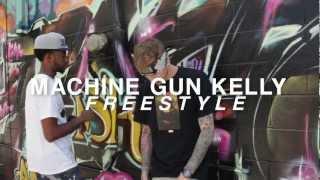 Machine Gun Kelly - FILTER Magazine Freestyle