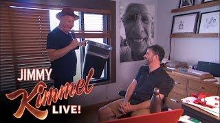 getlinkyoutube.com-Jeff Ross Roasts Kimmel Staffers