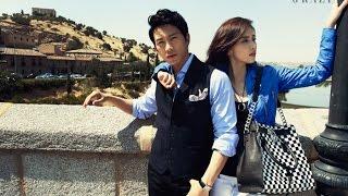 getlinkyoutube.com-Korean Celebrity Real Life Couple [January 2015]