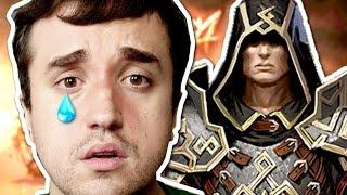 getlinkyoutube.com-A VIDA E MORTE DE FOSTRIN! - Dungeon Hunter 5