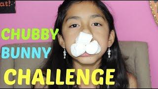 getlinkyoutube.com-CHUBBY BUNNY CHALLENGE | Stuff your Face with Marshmallows|B2cutecupcakes