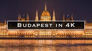 Budapest in 4K