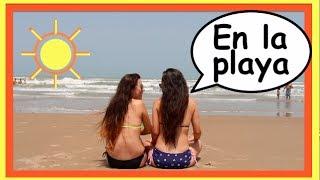 getlinkyoutube.com-Un día en la playa ☼ Arréglate y ven con nosotras!