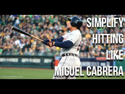 Miguel Cabrera swing analysis bat speed formula