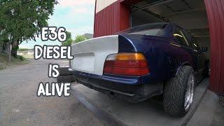 E36 diesel is alive