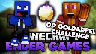 getlinkyoutube.com-Die OP Goldapfel Challenge + TROLL! - Minecraft EnderGames (Deutsch/German)