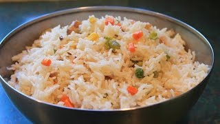 getlinkyoutube.com-How to Make Vegetable Rice - A Quick and Easy Recipe