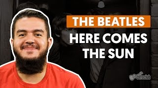 getlinkyoutube.com-Here Comes The Sun - The Beatles (aula de violão completa)