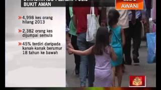 getlinkyoutube.com-Kes kanak-kanak hilang di Malaysia