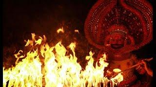 Kathivanoor Veeran Theyyam itheehyam , Rajan Karivellur