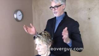 MAKEOVER: Took 20 Years Off My Life, by Christopher Hopkins, The Makeover Guy®