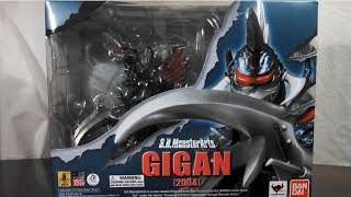 getlinkyoutube.com-S.H. MonsterArts Gigan (2004) Unboxing