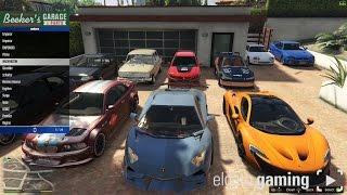 getlinkyoutube.com-GTA 5 Real Cars Mod Showcase