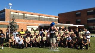 getlinkyoutube.com-Valley Stream North Principal Mr.Odell ALS Ice Water Bucket Challenge