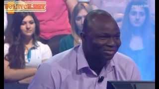 Kim Milyoner Olmak İster Adam Coulibaly 215 Bölüm 06.05.2013