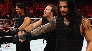 getlinkyoutube.com-WWE Network: First Look - Destruction of The Shield preview