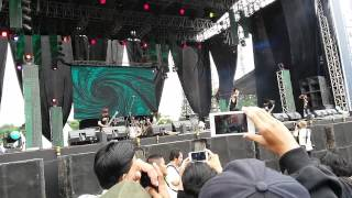 getlinkyoutube.com-REVENGE THE FATE LIVE AT HAMMERSONIC FESTIVAL