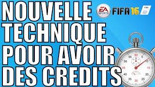 getlinkyoutube.com-FUT 16 | MEILLEURE TECHNIQUE POUR AVOIR PLEIN DE CREDITS !! | FIFA 16
