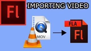 getlinkyoutube.com-Working with Video in Flash CS5 001 - Importing